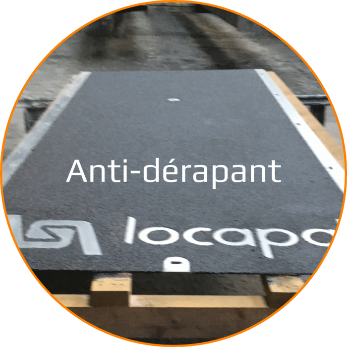 solutions anti-dérapant