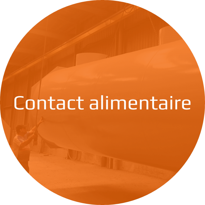 solutions contact alimentaire